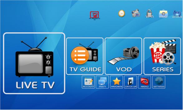 Filproducts TV poster
