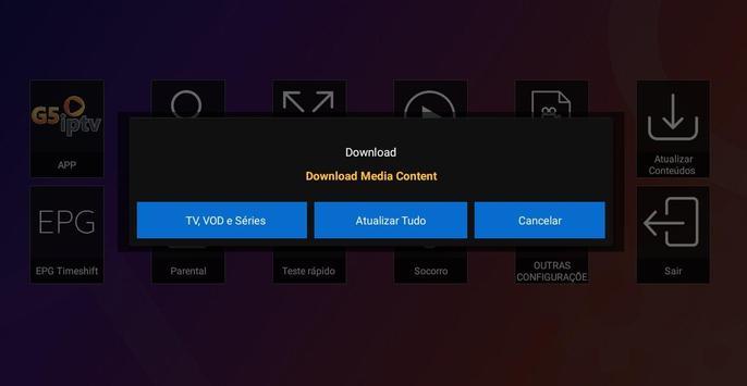 G5 Player Ott screenshot 6
