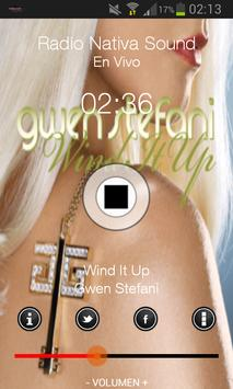 Radio Nativa Sound screenshot 2