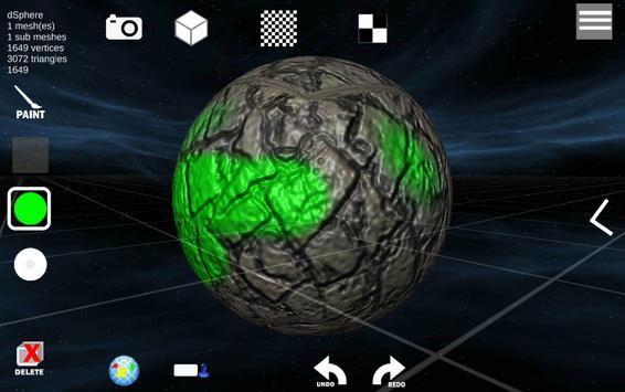 d3D Sculptor screenshot 10