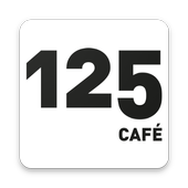 125 Café icon