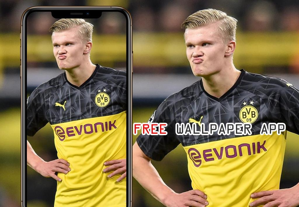 Erling Braut Haaland Wallpaper Hd For Android Apk Download