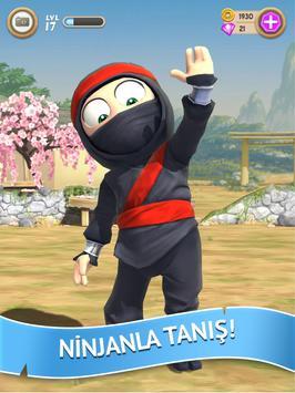 Clumsy Ninja Ekran Görüntüsü 5