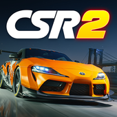 CSR Racing 2 Zeichen