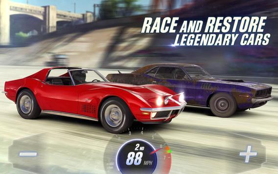 CSR Racing 2 Cartaz