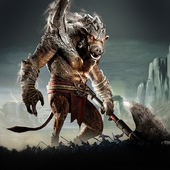 Dawn of Titans - Epic War Strategy Game icon