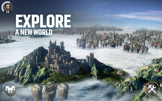 Dawn of Titans - Epic War Strategy Game स्क्रीनशॉट 4