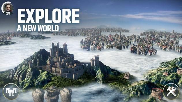 Dawn of Titans - Epic War Strategy Game screenshot 4