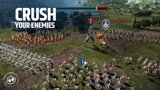 Dawn of Titans - Epic War Strategy Game screenshot 13