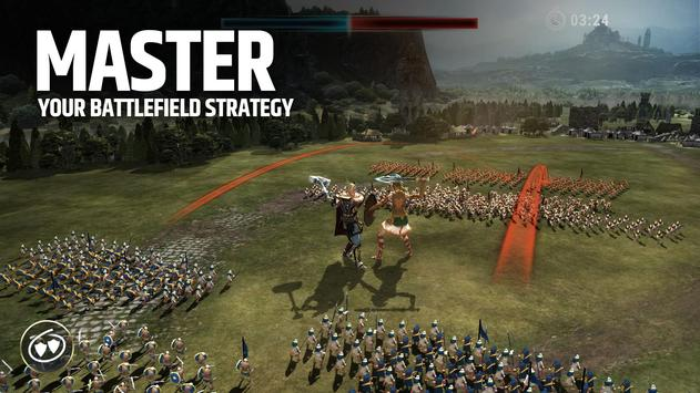 Dawn of Titans - Epic War Strategy Game screenshot 10
