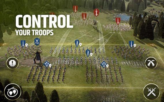 Dawn of TItans - Эпичная военная стратегия скриншот 2