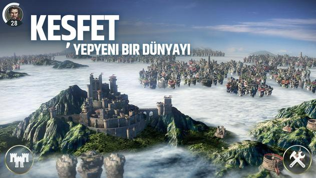 Dawn of Titans: Savaş Stratejisi Rol Yapma Oyunu Ekran Görüntüsü 4