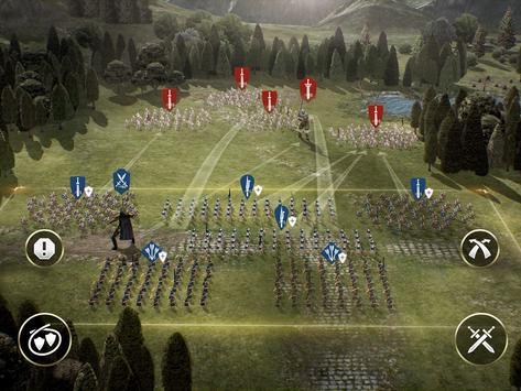Dawn of Titans - 史詩戰爭策略遊戲 截圖 10