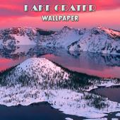 Crater Lake Wallpaper icon