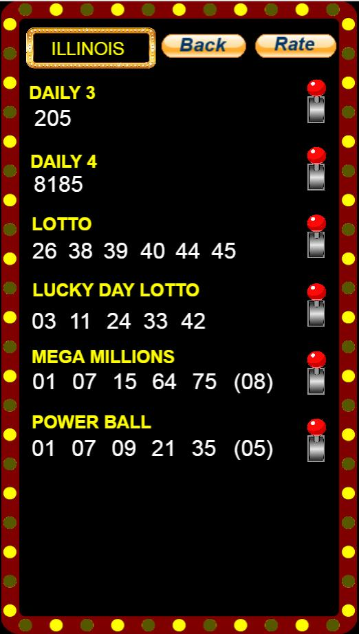 Lotto Number Generator for Android - APK Download