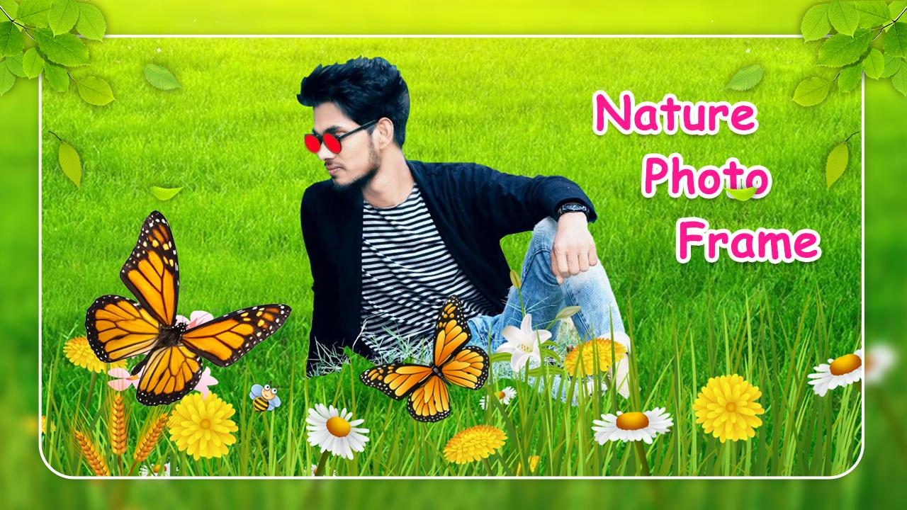 Nature Photo Editor Nature Photo Frame App For Android Apk Download