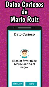 Mario Ruiz Quiz screenshot 11