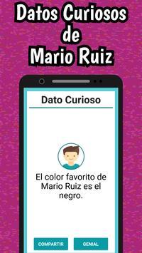 Mario Ruiz Quiz screenshot 5