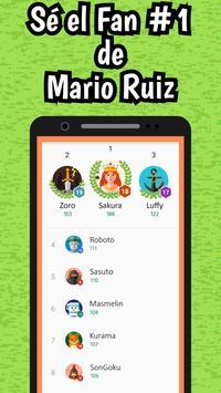 Mario Ruiz Quiz screenshot 9
