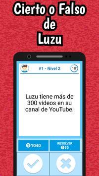 Luzu Quiz screenshot 6