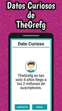 TheGrefg Quiz screenshot 5