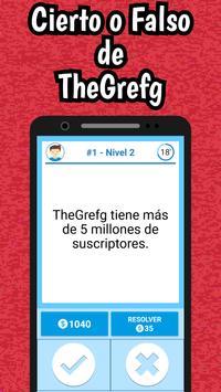 TheGrefg Quiz screenshot 12