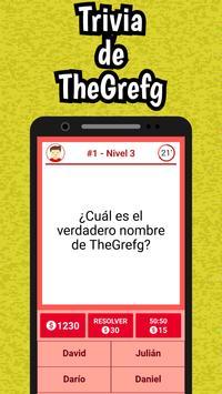 TheGrefg Quiz screenshot 1
