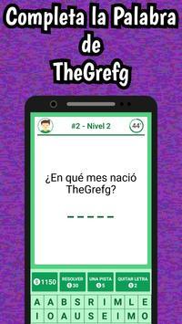 TheGrefg Quiz screenshot 2