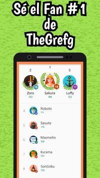 TheGrefg Quiz screenshot 3