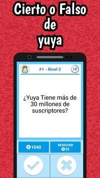 yuya Quiz poster