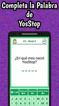 YosStop Quiz screenshot 14