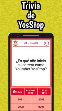 YosStop Quiz screenshot 1