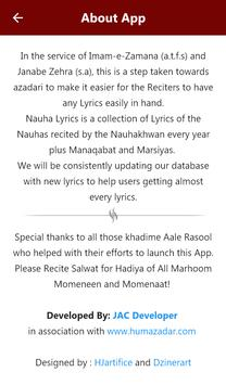 Nauha Lyrics screenshot 3