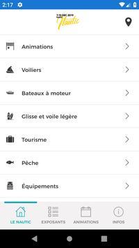 Mon Nautic screenshot 1