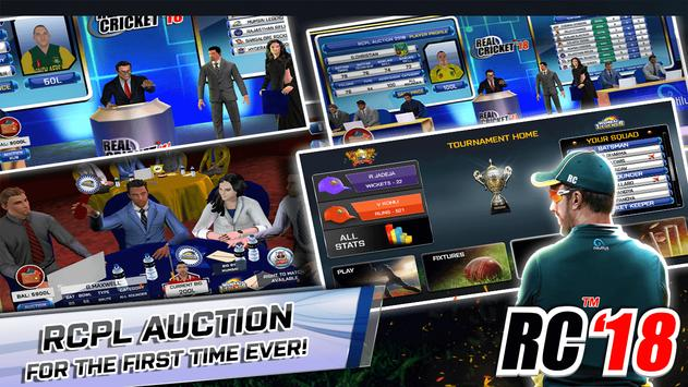 Real Cricket™ 18 स्क्रीनशॉट 15