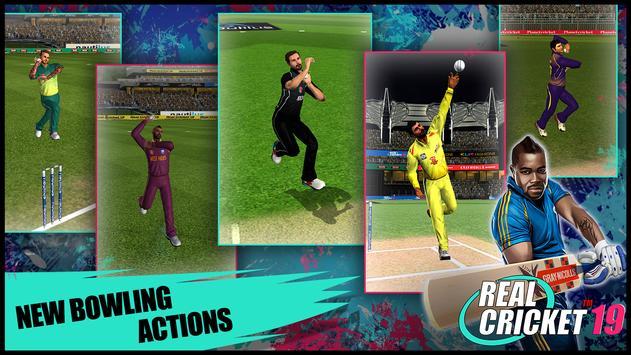 Real Cricket™ 19 screenshot 16