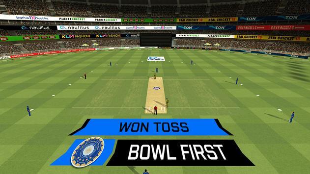 Real Cricket™ 18 स्क्रीनशॉट 13