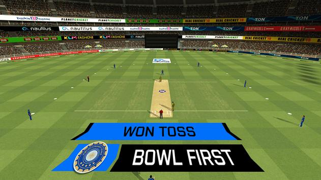 Real Cricket™ 18 स्क्रीनशॉट 21