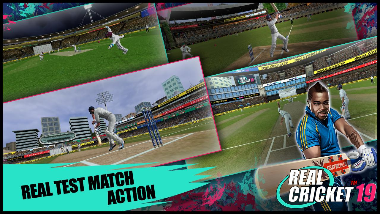 Real Cricket™ 19 for Android - APK Download