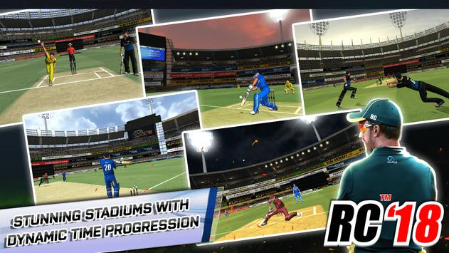 Real Cricket™ 18 स्क्रीनशॉट 9