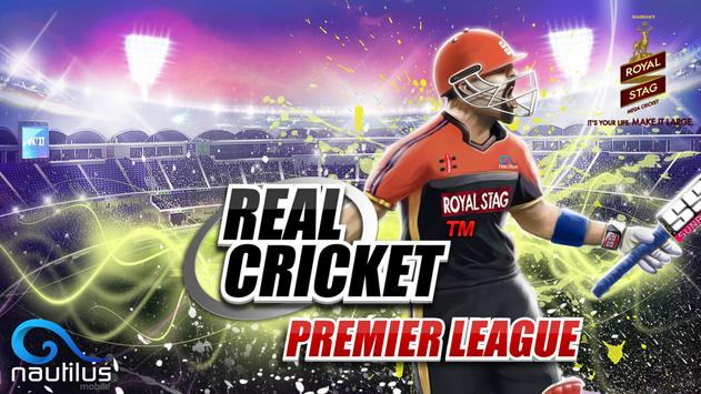 Real Cricket™ Premier League plakat