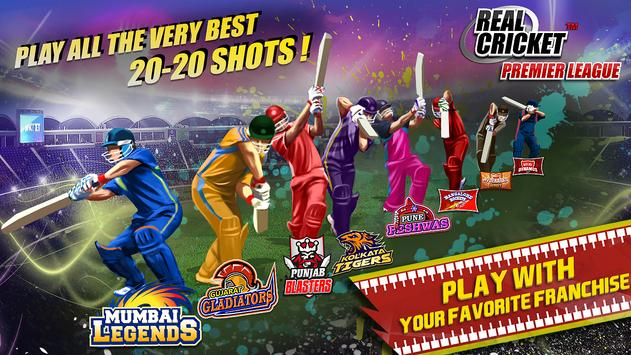 Real Cricket™ Premier League screenshot 10