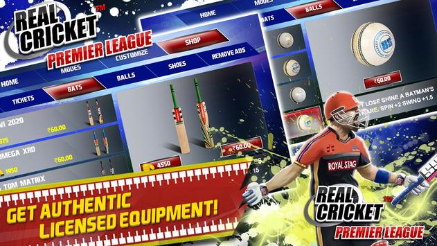 Real Cricket™ Premier League screenshot 11