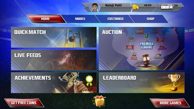 Real Cricket™ Premier League screenshot 13