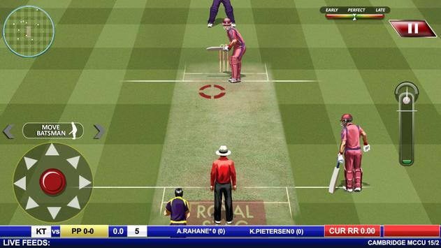 Real Cricket™ Premier League screenshot 14