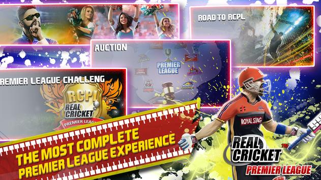 Real Cricket™ Premier League screenshot 19