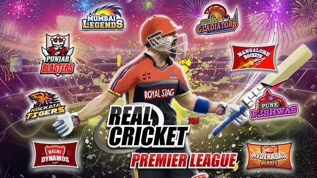 Real Cricket™ Premier League screenshot 1