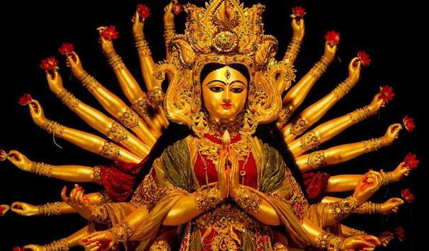 Nav Durga HD Wallpaper screenshot 2