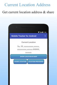 Mobile Tracker for Android screenshot 4
