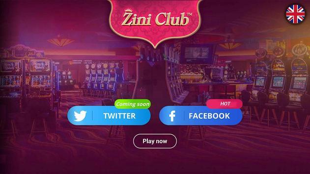 Zini Club poster